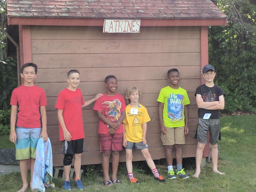 Camp Wilmot Revival