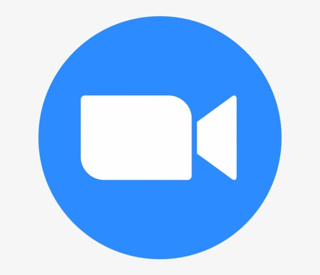 Zoom video camera logo